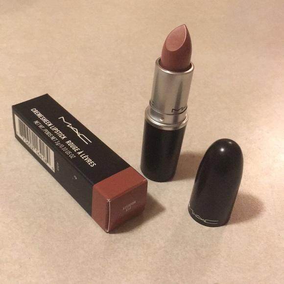 Goede MAC Cosmetics Makeup | 213 Mac Modesty Lipstick | Poshmark ZY-95